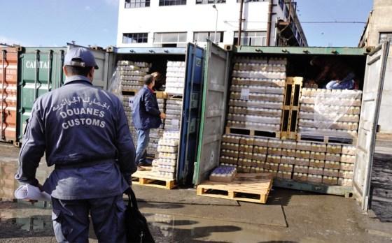 Vol de deux containers et enlèvements illégaux de marchandises : Ports sans caméras !