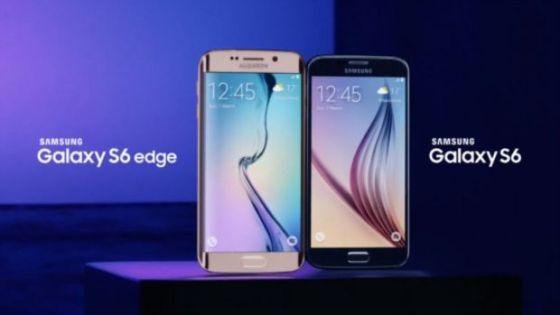 Les Galaxy S6 et Galaxy S6 edge sur le marché algérien