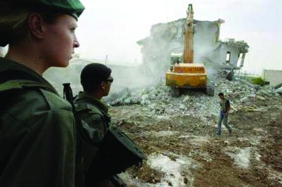 Saisies de biens palestiniens: Des avocats dénoncent