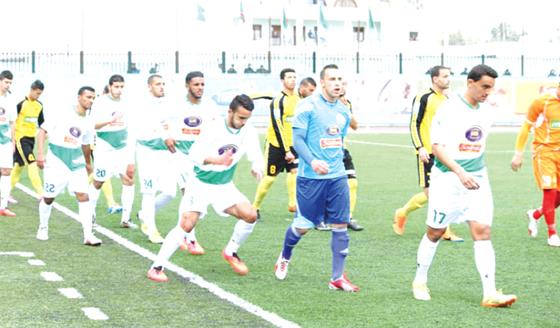 L'USM Blida retrouve la Ligue 1