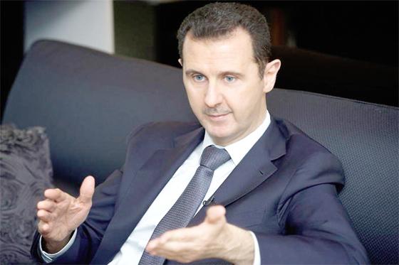 Assad pose ses conditions…