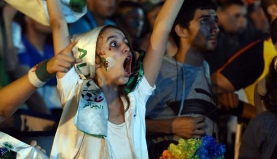 L'Algérie deuxième pays plus heureux en Afrique