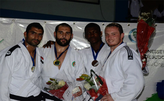 Lyès Bouyacoub, la fierté  du judo algérien