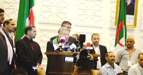 Saadani a fixé la date du 10eme congrès les 28 et 30 mai prochain
