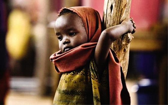 10% des enfants somaliens sont morts