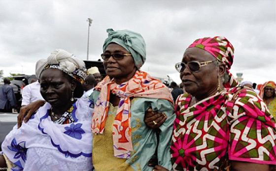 Près de 700 otages libérés des mains de Boko Haram