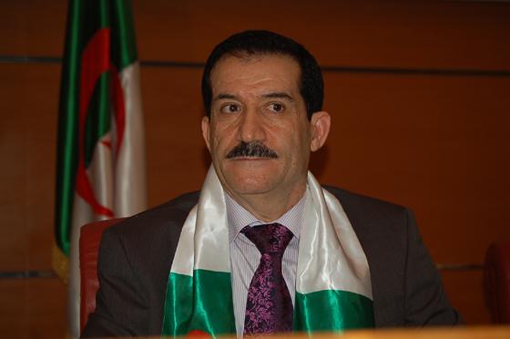 Khelladi: «Amar Ghoul n'a jamais été docteur, il a utilisé le titre d'un docteur tunisien!»