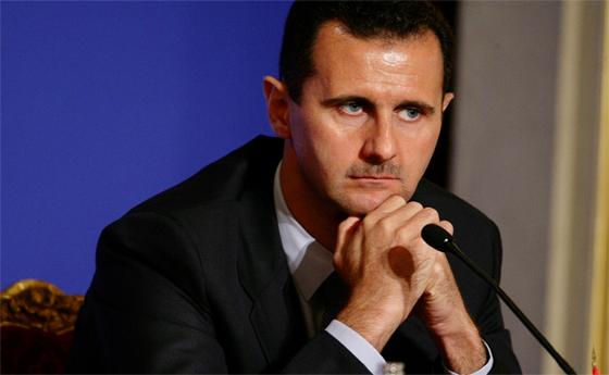 Réaliste, Al-Assad promet  des renforts pour le front