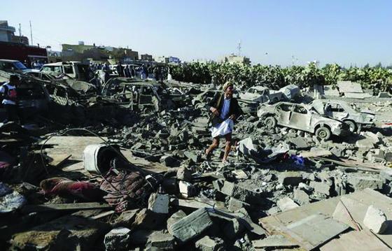 L'ONU appelle à une «pause militaire» au Yemen