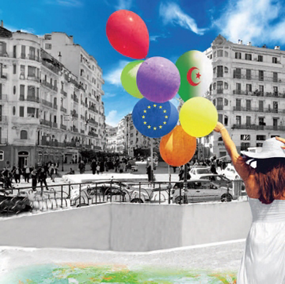 Festival culturel européen à Alger : Un début aux couleurs du chaâbi