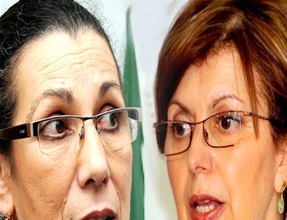 Plainte de Nadia Labidi contre Hanoune