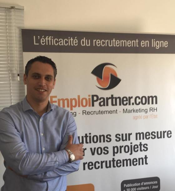 Sid Ahmed Zerouki : « www.emploipartner.com boosteur de recrutement »