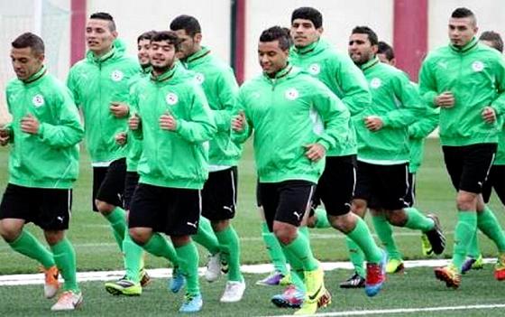 La sélection algérienne en chantier depuis hier à Sidi Moussa