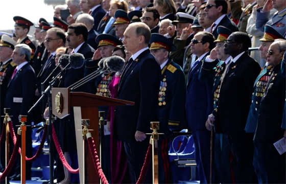 L'absence de Hollande à Moscou critiquée en France