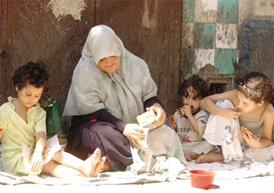 600 000 familles «pauvres» recensées en Algérie