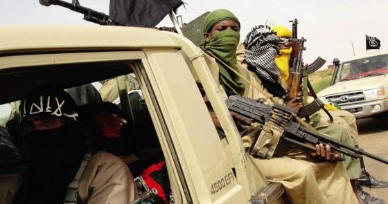 Menace au Nord du Mali