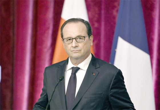 François Hollande en Algérie le 15 juin prochaine