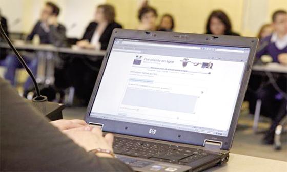 779 préplaintes et renseignements enregistrés sur Internet