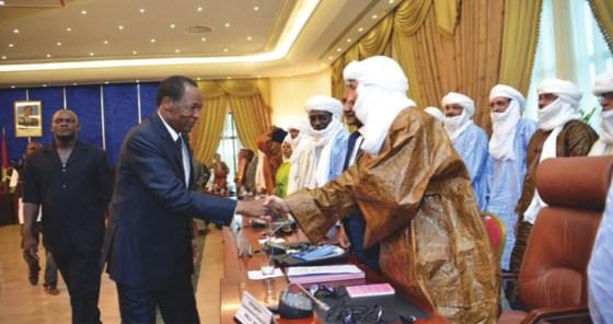 Suspense à Bamako