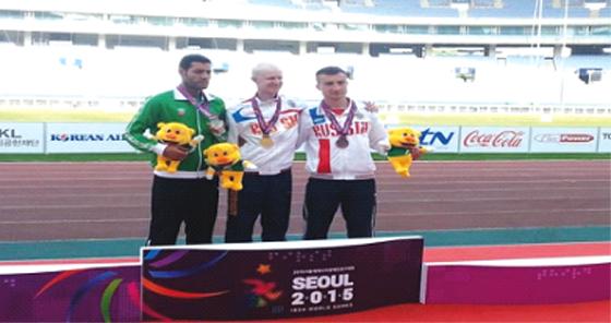 Mouloud Noura (judo) en or, Firass (athlétisme) en argent