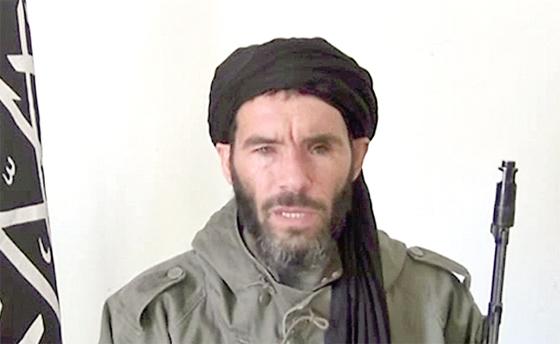 Mokhtar Belmokhtar change de cap