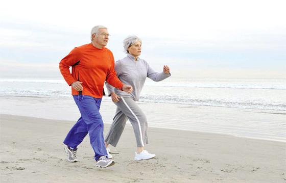 30 minutes de sport par jour bénéfique en terme de longévité