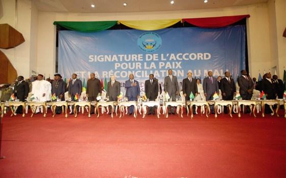 IBK salue l'Algérie