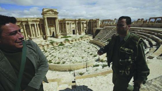 L'armée arabe syrienne reprend le dessus à Palmyre
