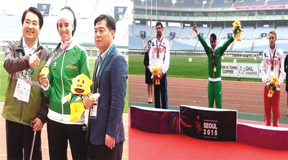 L'Algérie termine les joutes de Séoul à la 11e place