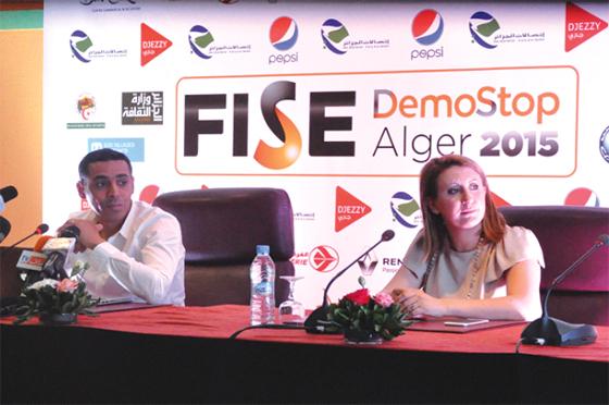 Le FISE fait escale à Alger du 3 au 6 juin