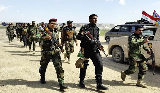 Les milices chiites participeront à la libération de Ramadi