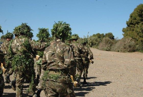 22 terroristes éliminés par l'armée à Bouira