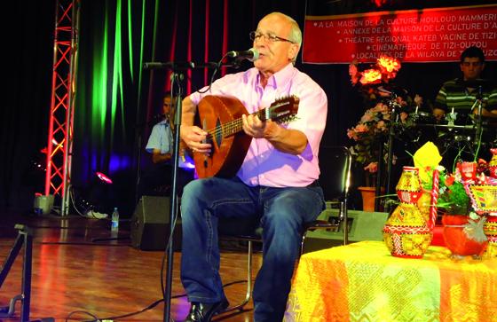 Grand hommage à l'artiste Rabah Ouferhat