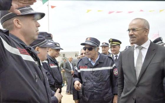 Bedoui: «Être partenaire de la Protection civile rassure le citoyen»