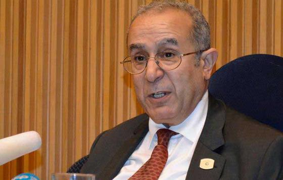 Lamamra : l'adhésion de l'Algérie à la force arabe facultative