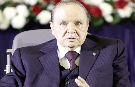 Le double message de Bouteflika