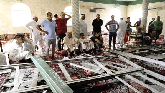 Nouvel attaque de l'EI en Arabie saoudite