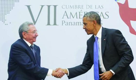Les Etats-Unis retirent Cuba de la liste des Etats soutenant le terrorisme