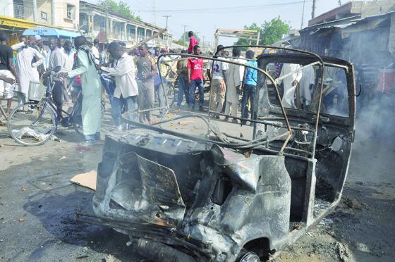 Près de 20 morts dans une attaque de Boko Haram à Maiduguri