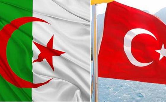 Les Turcs à la découverte du marché algérien