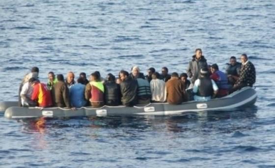 Annaba : Interception de 28 harraga au large de Oued Boqrat