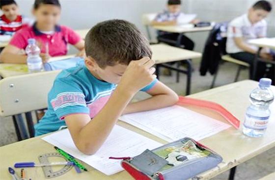 648 572 élèves ont passé mardi l'examen de fin de cycle primaire
