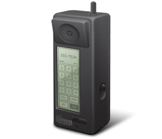 Le premier smartphone a 20 ans  ( oui, déjà ! )