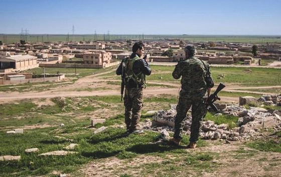 Des dizaines de terroristes abattus à Hassaka