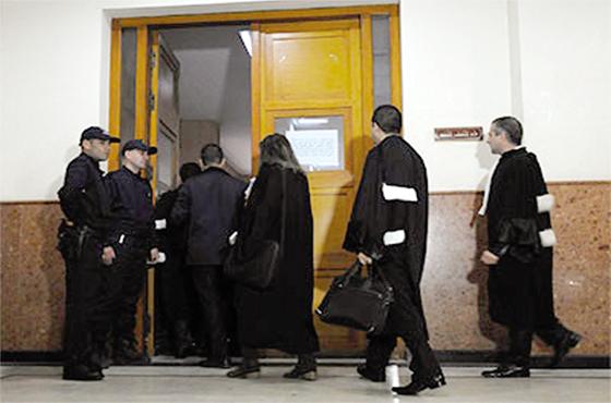 Les accusés dimanche devant le juge