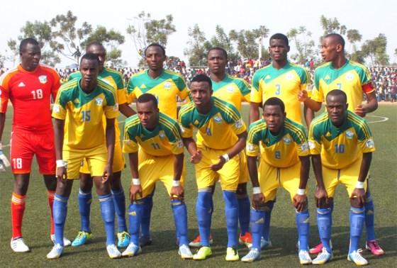 Le Rwanda disqualifié par la CAF