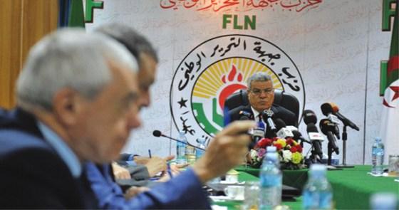 Le FLN dispose désormais de 12 ministres