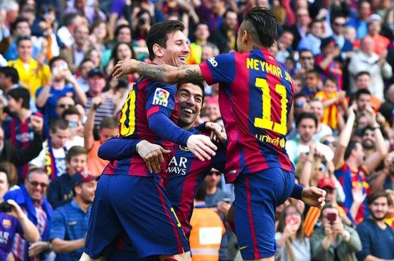 Le 5e ligue des champions pour le Barca