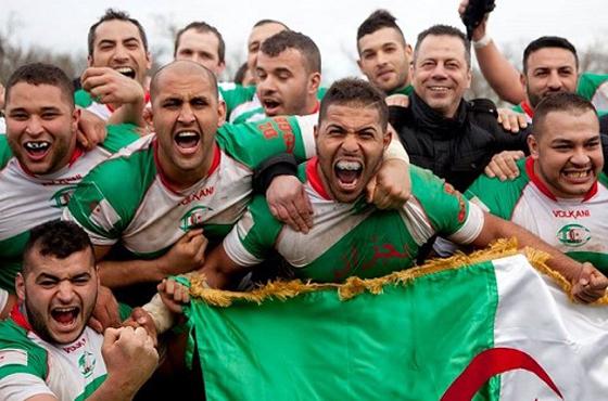 L'Algérie bat le Kazakhstan 26 à 5