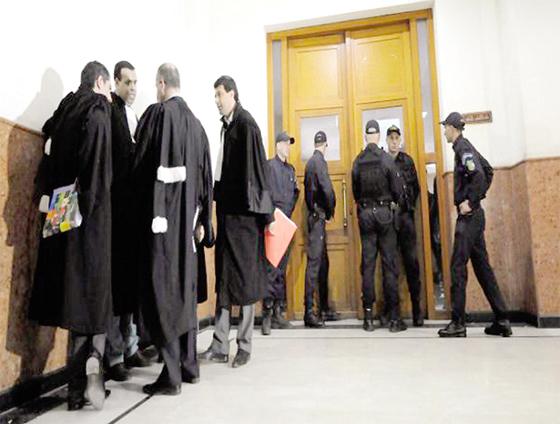 Report du procès«Sonatrach I»
